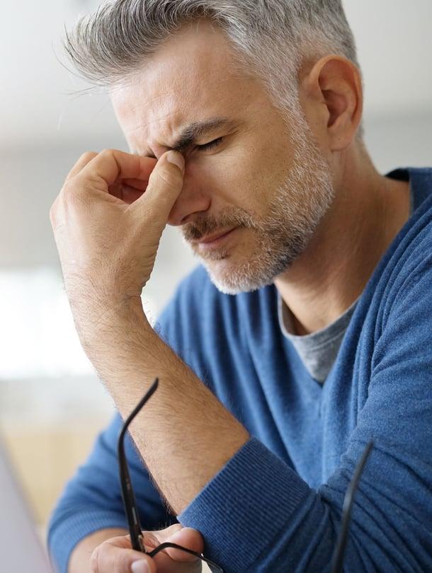 Huimaus on aivan tavallinen migreenin oire, ja ettei migreeniin liity välttämättä ollenkaan päänsärkyä.