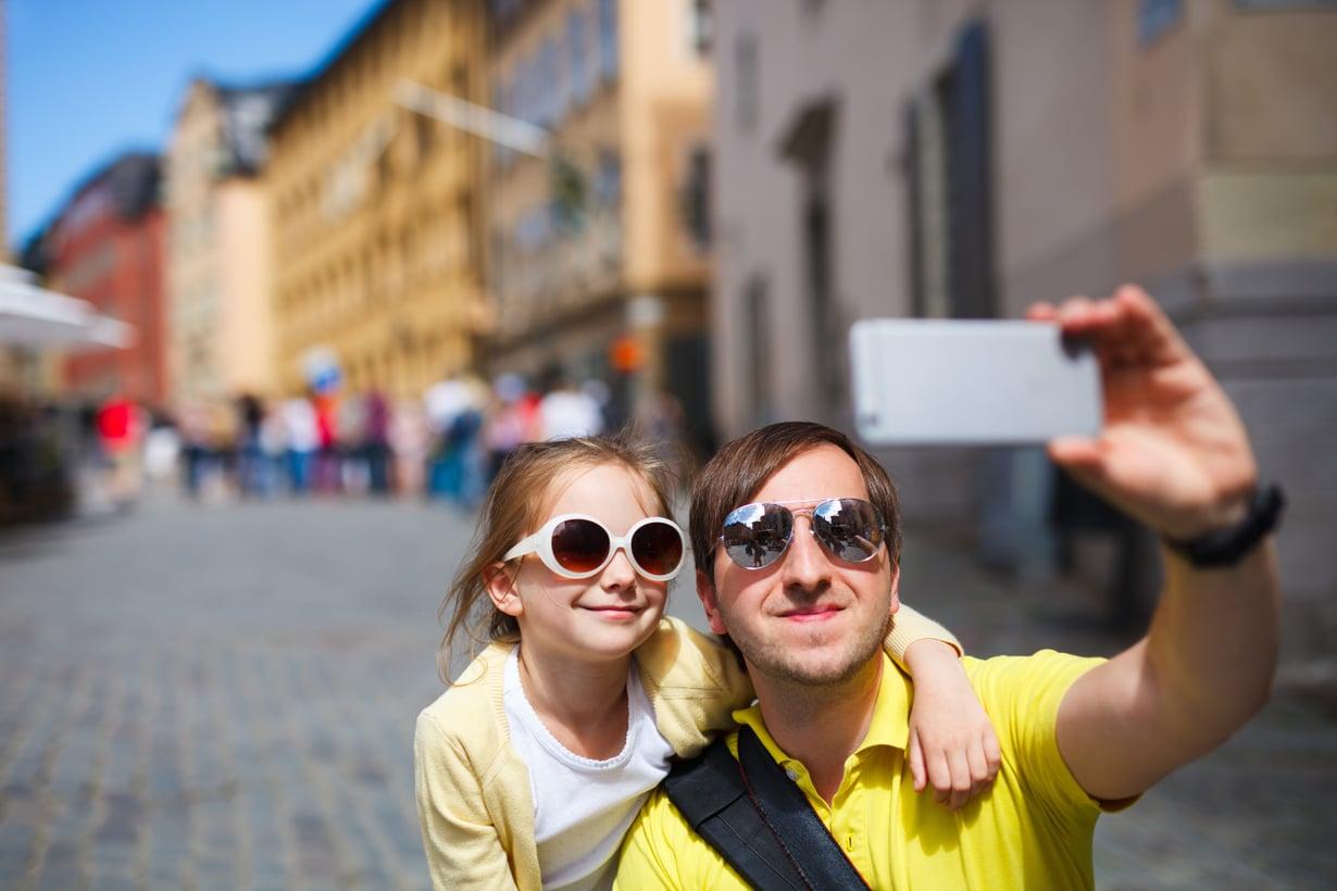 Kun haluat napata Tukholman komeimman selfien, katso jutun kohta seitsemän. Kuva: shutterstock