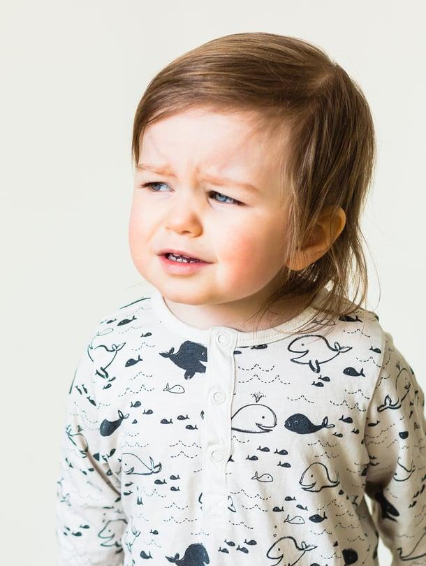 """Vuoden täyttänyt lapsi alkaa pikkuhiljaa eriytyä omaksi tahtovaksi itsekseen. Kuva: <span class=""""photographer"""">Shutterstock</span>"""