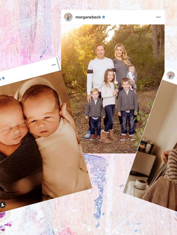 Millereiden uusperheessä on nyt kuusi lasta.