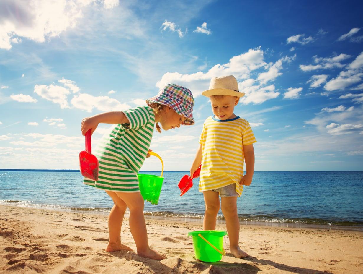 Tule hyvä kakku. Kun päässä on hattu, auringonpistoksen vaara on minimaalinen. Kuva: iStockphoto