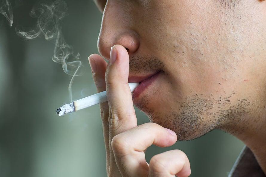 tupakointi, parisuhde