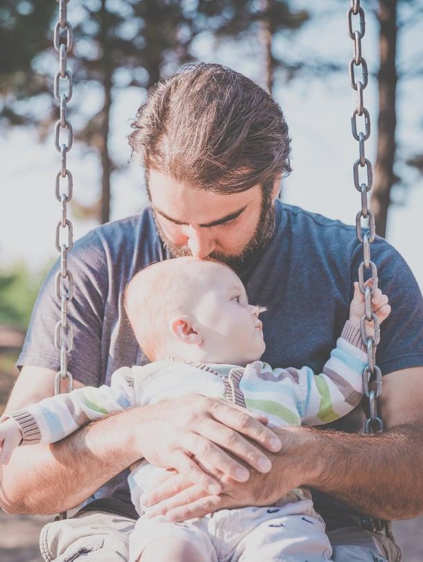 On hyvää vanhemmuutta kuunnella omia tarpeitaan.