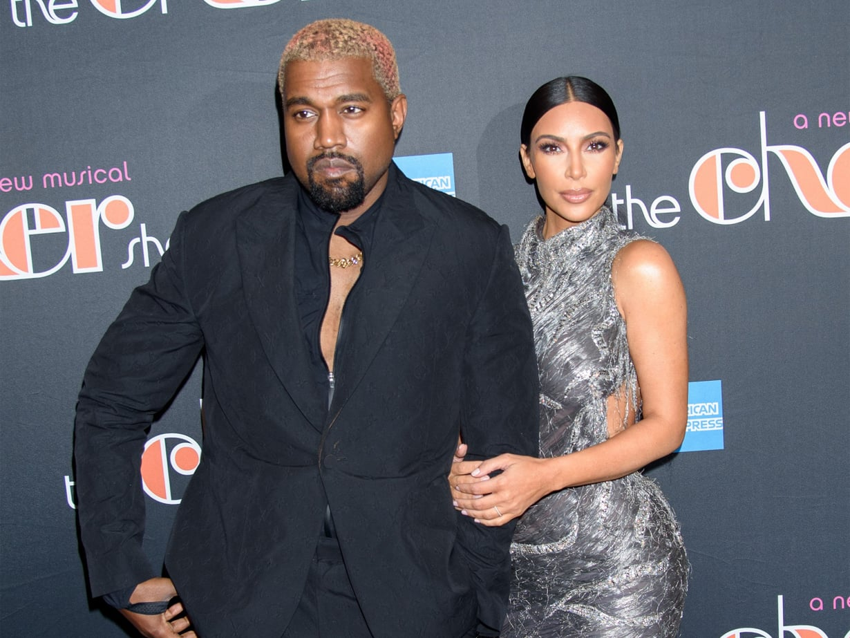 Kim Kardashian ja Kanye West ovat olleet yhdessä vuodesta 2012. Kuva: MVPhotos