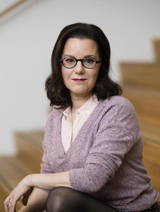Häpeällä on usein pitkät juuret, Janna Rantala muistuttaa.