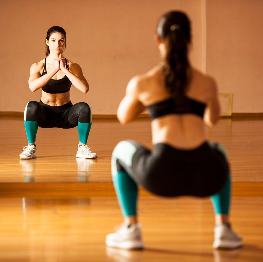 kehonpainoharjoittelu, lihaskunto