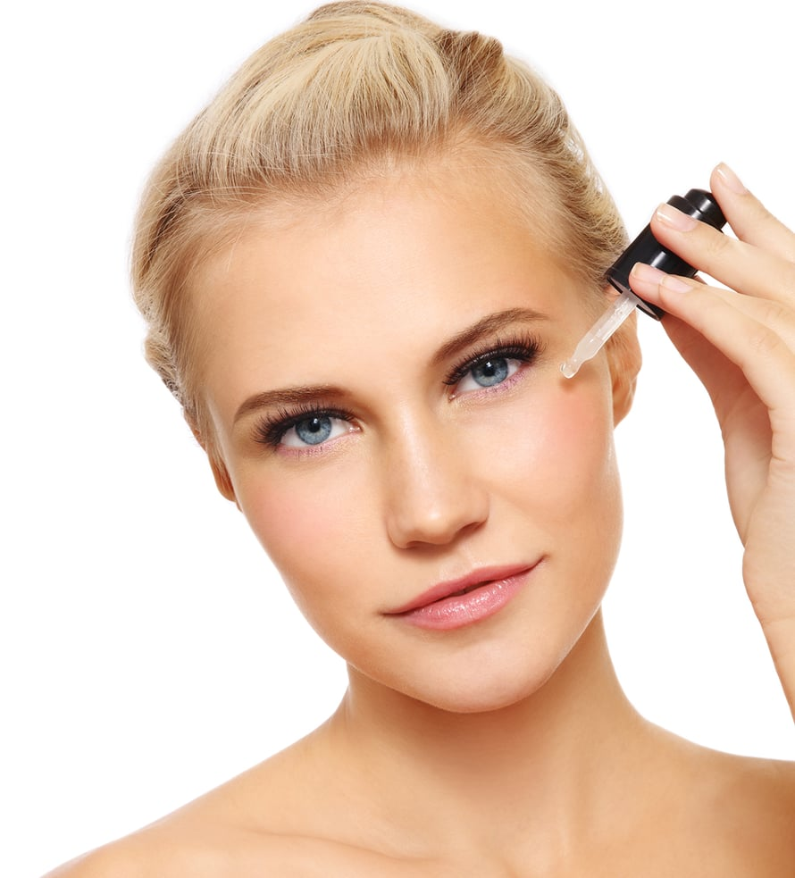 kauneusseerumi, ihonhoito, kuiva iho, antiage
