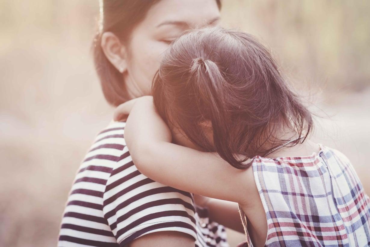 Vanhempi, onko tapanasi antaa katteettomia uhkauksia? Kuva: Shutterstock