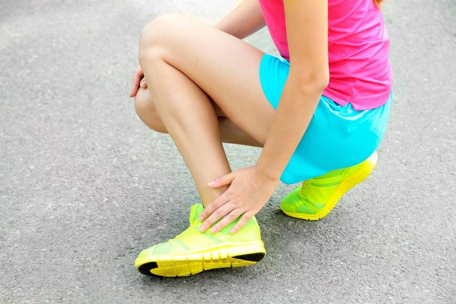 diabetes jalkapohjan kipu