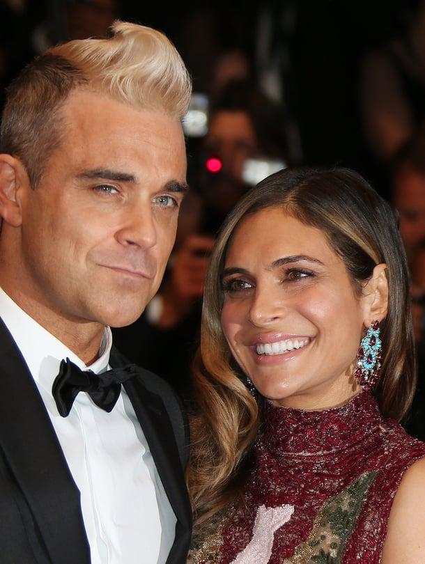 """Robbie Williams ja Ayda Field Williams ovat olleet naimisissa vuodesta 2010. Kuva: <span class=""""photographer"""">MVPhotos</span>"""