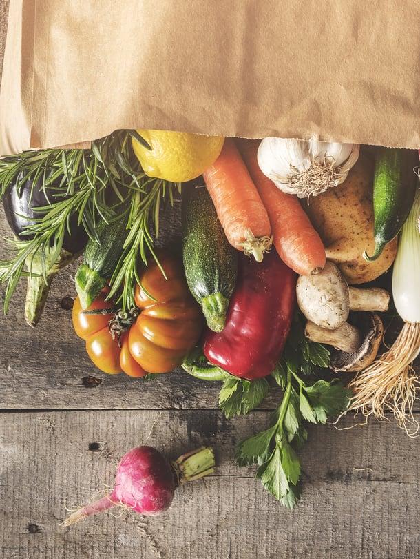 Yhden kasvisruokakassin sisällöstä perhe valmistaa jopa 42 annosta ruokaa.