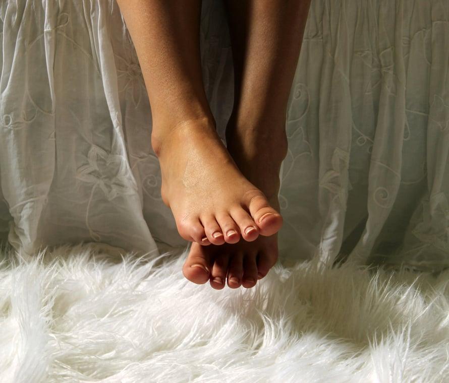 reuma, jalkakipu