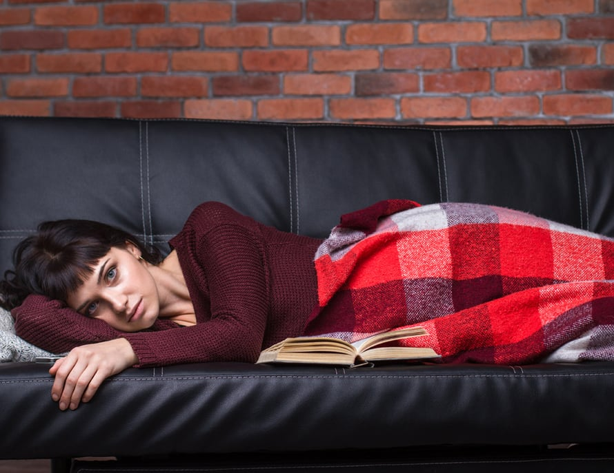 nuoren väsymys masennus