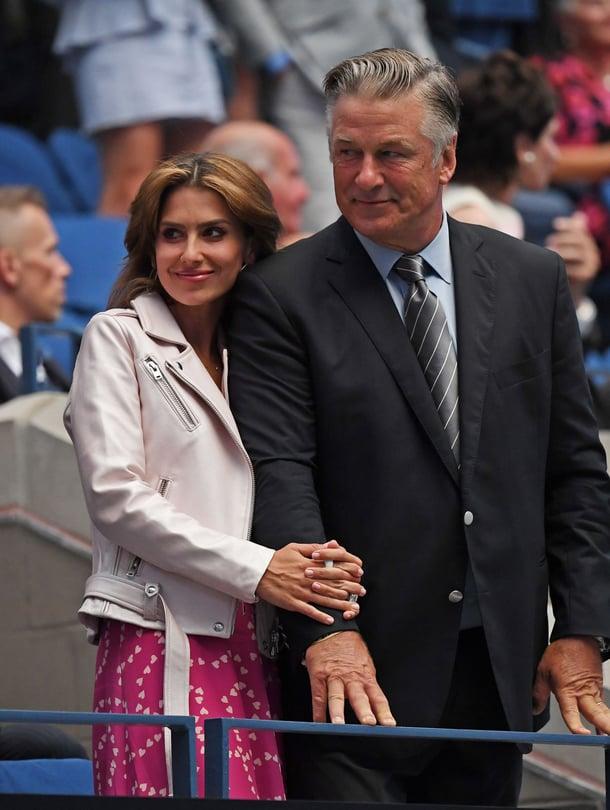 Alec ja Hilaria menivät naimisiin vuonna 2012.