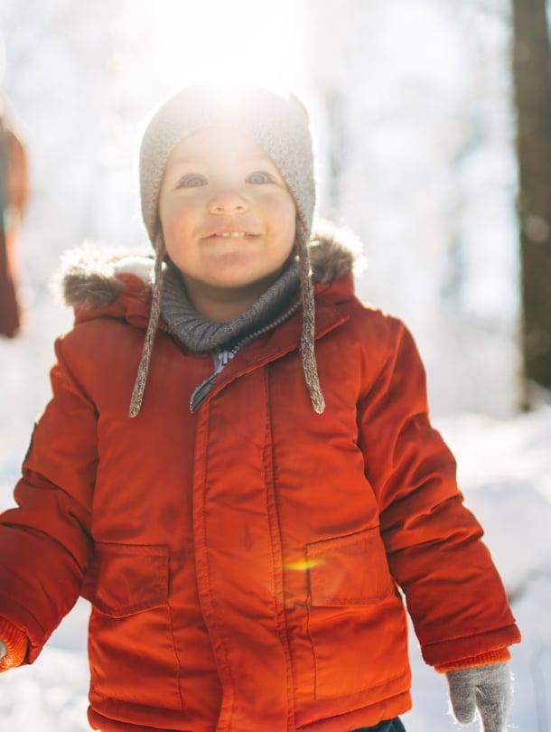 """Hyvällä lapsuudella on iso arvo koko yhteiskunnalle. Kuva: <span class=""""photographer"""">iStockphoto</span>"""