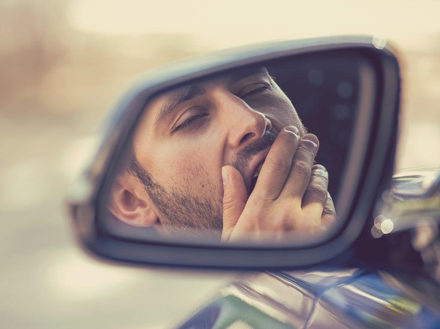 uniapnea, päiväväsymys