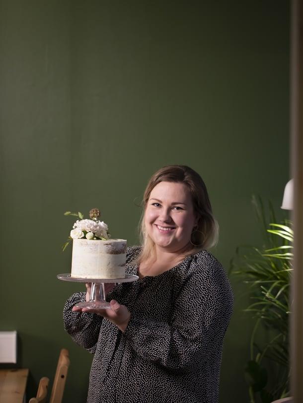 Seuraava kakkutrendi on luonnonläheisyys ja rouheus, kertoo leipomoyrittäjä Minna Keto.