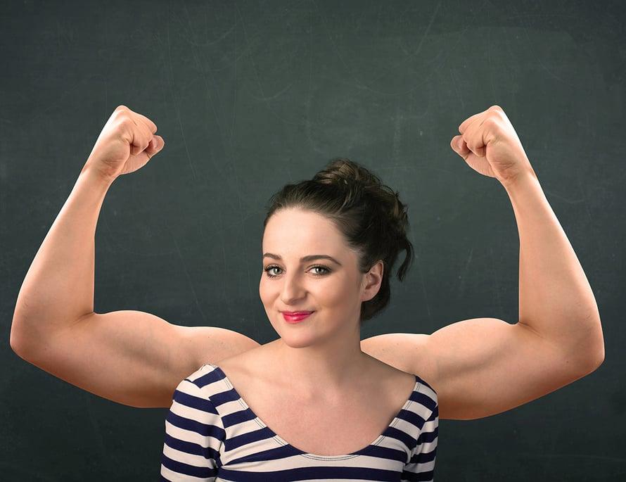 lihasvoima, itsevarmuus