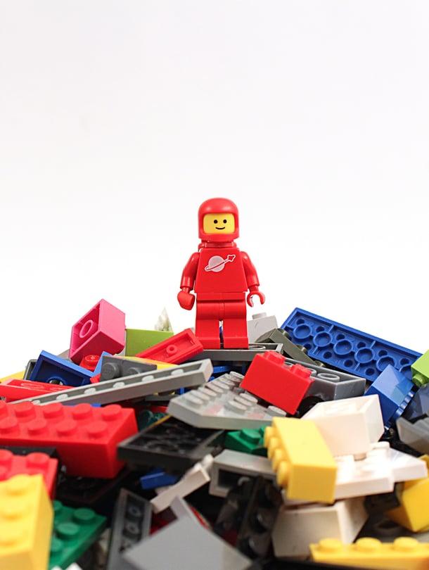 """Tiesitkö? Lego-palikat patentoitiin jo vuonna 1958. Kuva: <span class=""""photographer"""">iStockphoto</span>"""