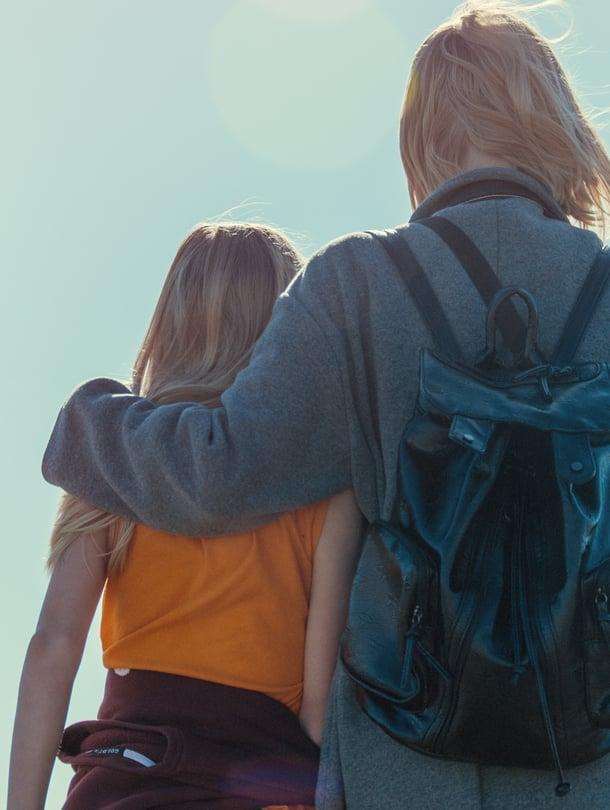 Omasta identiteetistä kertominen on nuorelta suuri luottamuksen osoitus vanhemmalle.