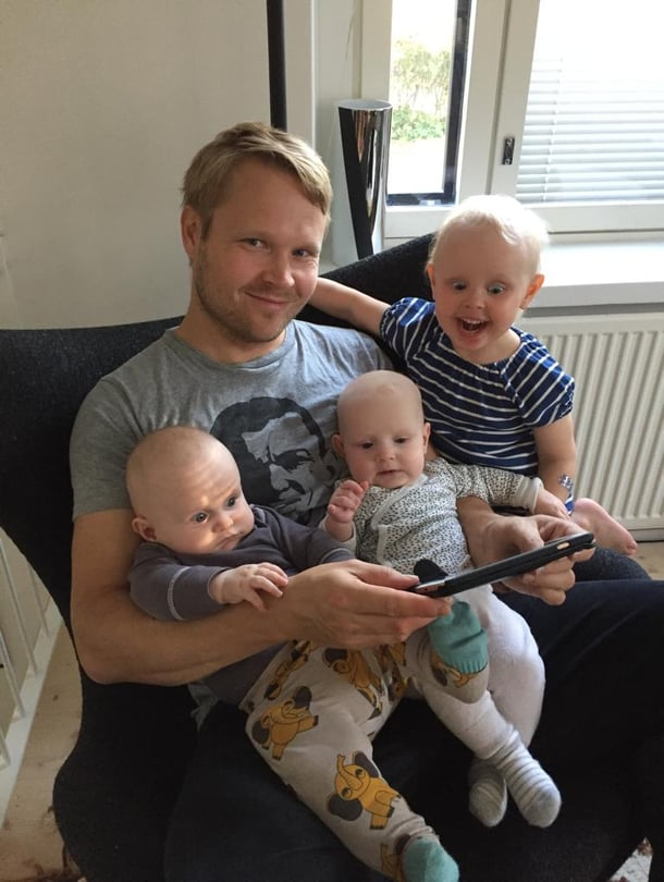 Suomen Ekonomien asiantuntija Kosti Hyyppä on itse parhaillaan perhevapailla.