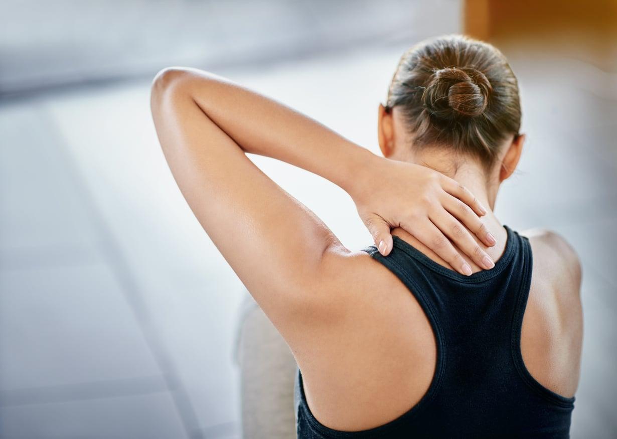 Liian kova treeni synnytyksen jälkeen voi lisätä erkaumaa, sillä keskivartalon tuki ei ole vielä palautunut. Kuva: iStockphoto