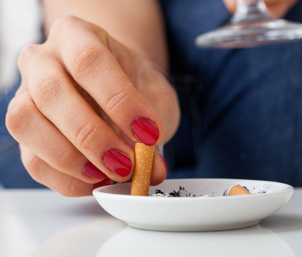 Tupakoinnin Lopettaminen Limannousu