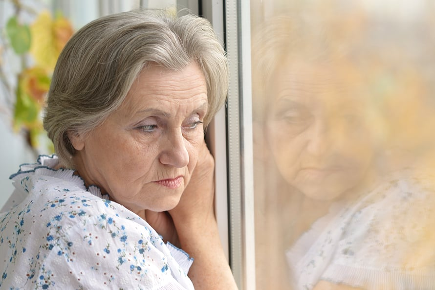masentuneen mummon hoito uuvuttaa lapsenlapsen