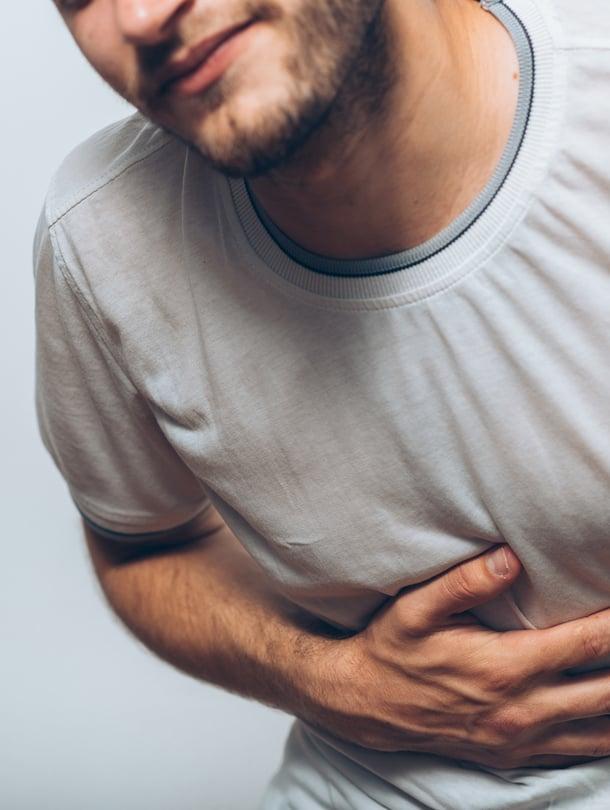 ilmavaiva, närästys, röyhtäisy, herkkä vatsa, vatsahaava