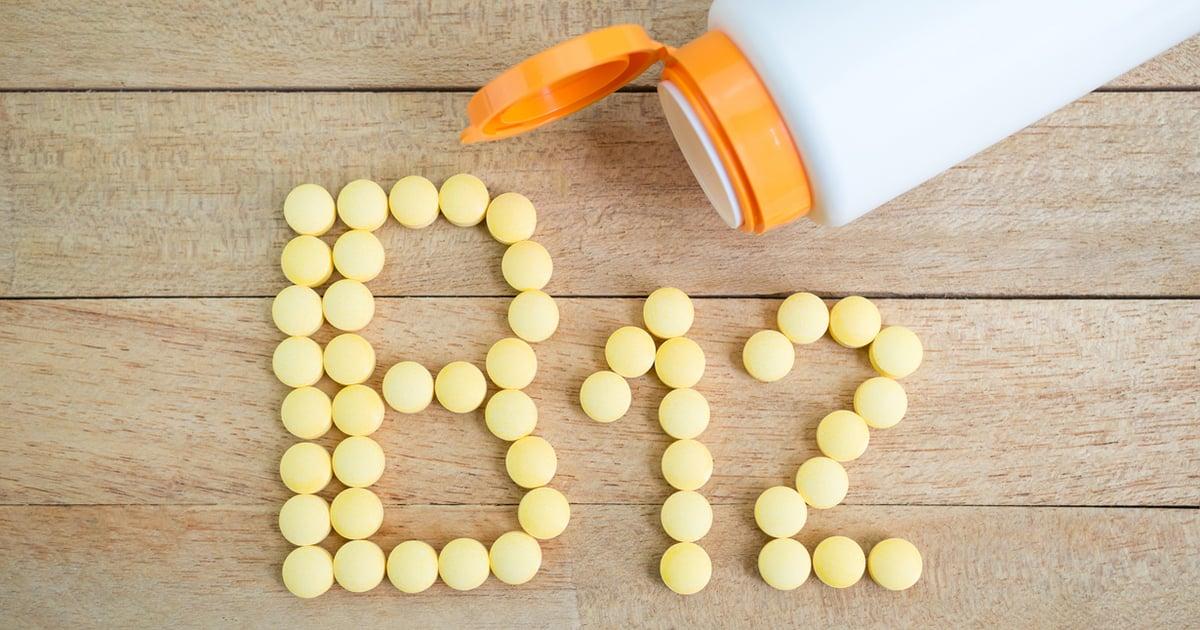 B12 Vitamiini Lähde