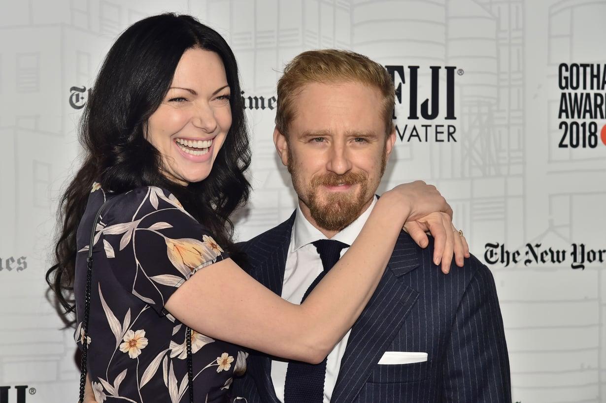 Iloisia uutisia! Näyttelijäpari Laura Prepon ja Ben Foster odottaa toista lasta.
