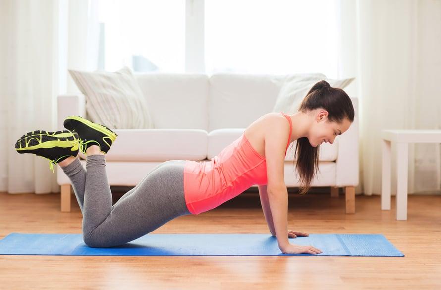 treeni keksivartalo ryhti lihakset
