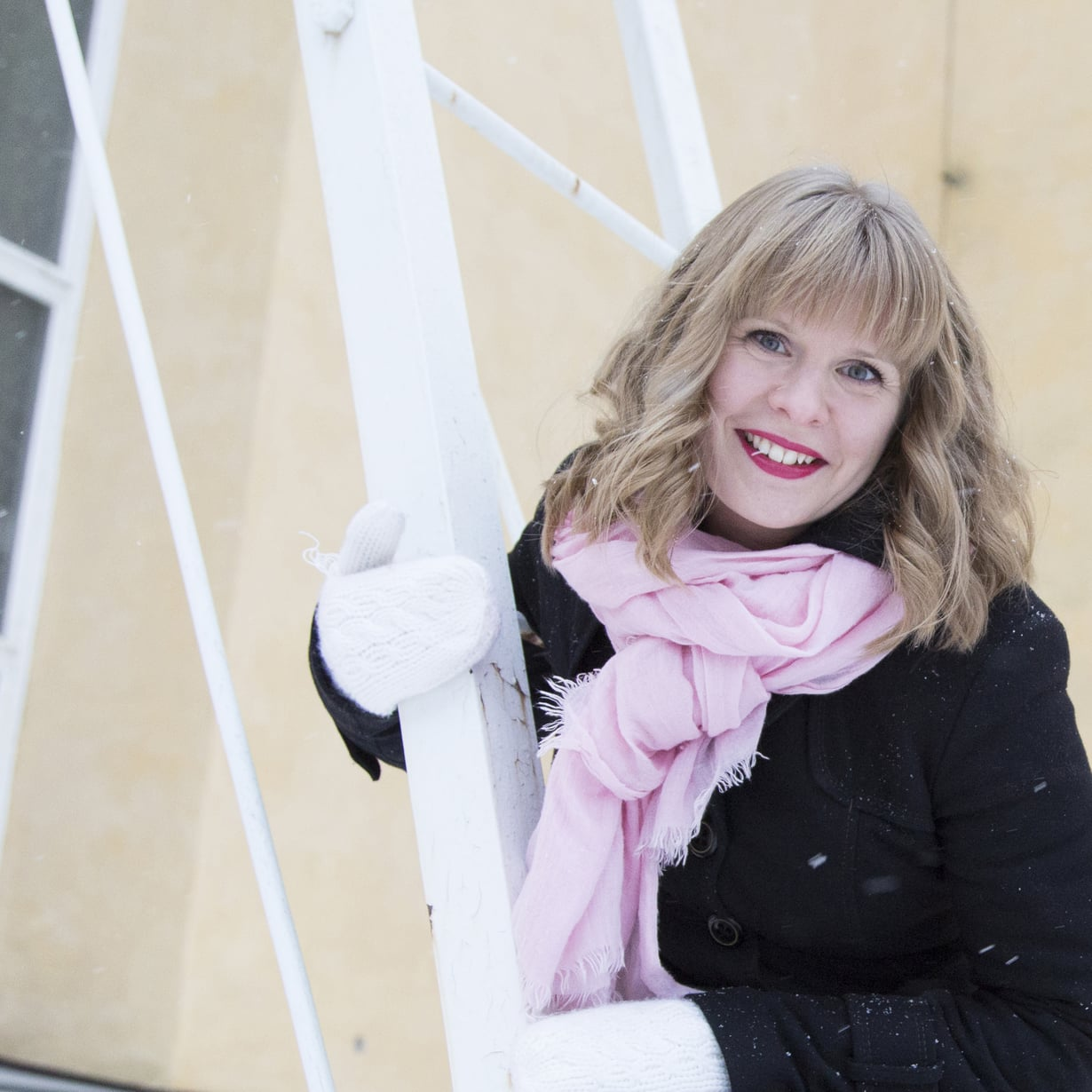 Puhukaa, on parisuhdevalmentaja Paula Immon ykkösneuvo vauvavuotta eläville vanhemmille. Kuva: Janica Karasti