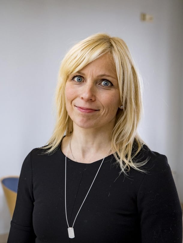 """Lajiharjoittelun pitäisi olla nykyistä monipuolisempaa, sanoo Katja Mjøsund. Kuva: <span class=""""photographer"""">Mika Ranta</span>"""