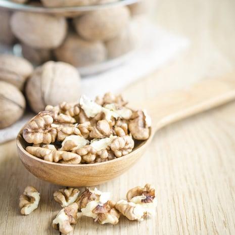 Paljonko Pähkinöitä Päivässä