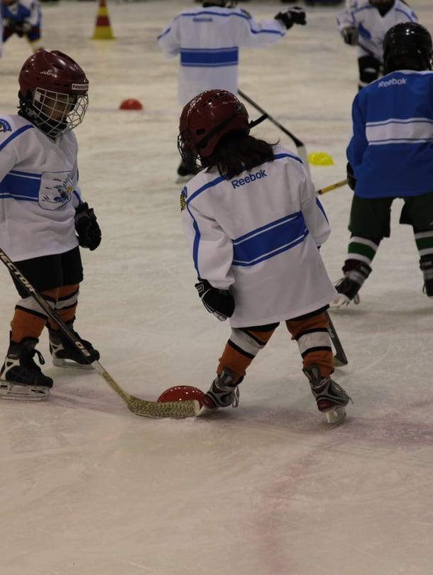 """Jääkiekkoliiton mukaan kaikki raha, joka junioritoimintaan tulee kausi- ja seuramaksujen kautta, menee kokonaisuudessaan junioritoiminnan kehittämiseen. Kuva: <span class=""""photographer"""">Jääkiekkoliitto</span>"""
