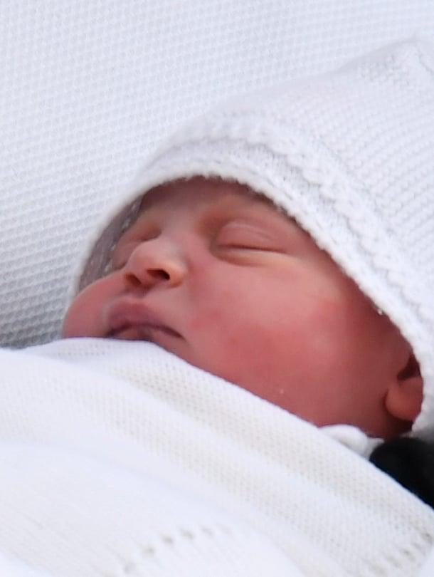 """Prinssi Louis syntyi 23. huhtikuuta klo 11.01 St. Maryn sairaalassa Lontoossa. Kuva: <span class=""""photographer"""">MVPhotos</span>"""