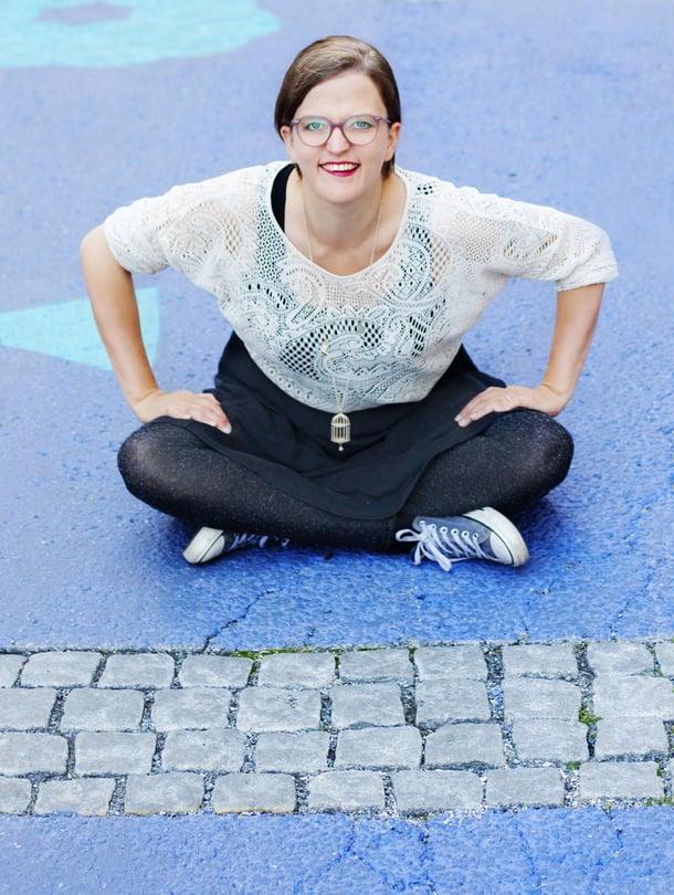 Laura Talvitie kokosi Nykymutsin imetyskirjaan äitien kokemuksia imetyksen eri vaiheista.