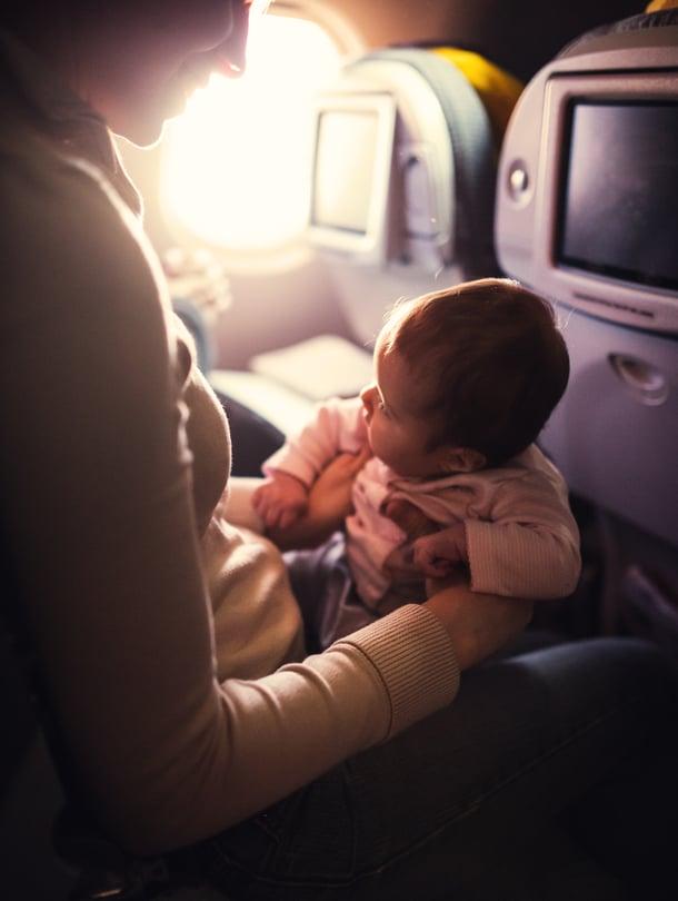 Kohdemaa vaikuttaa siihen, mitä rokotteita vauva tarvitsee.