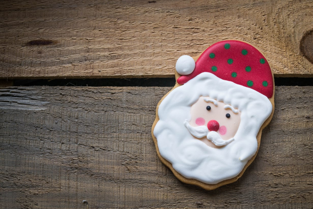 Tuuraako vaari pukkia tänä jouluna? Kuva: iStockphotos