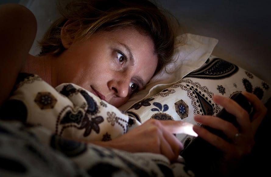 unettomuus univaje lihominen laihdutus painonhallinta