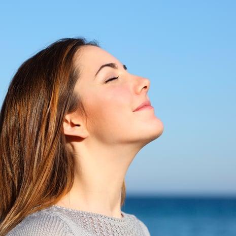 Oikea Hengitystekniikka