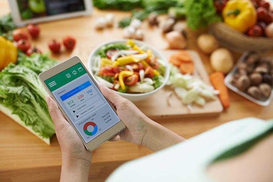 laihdutus dieetit kalorit kaloritiheys