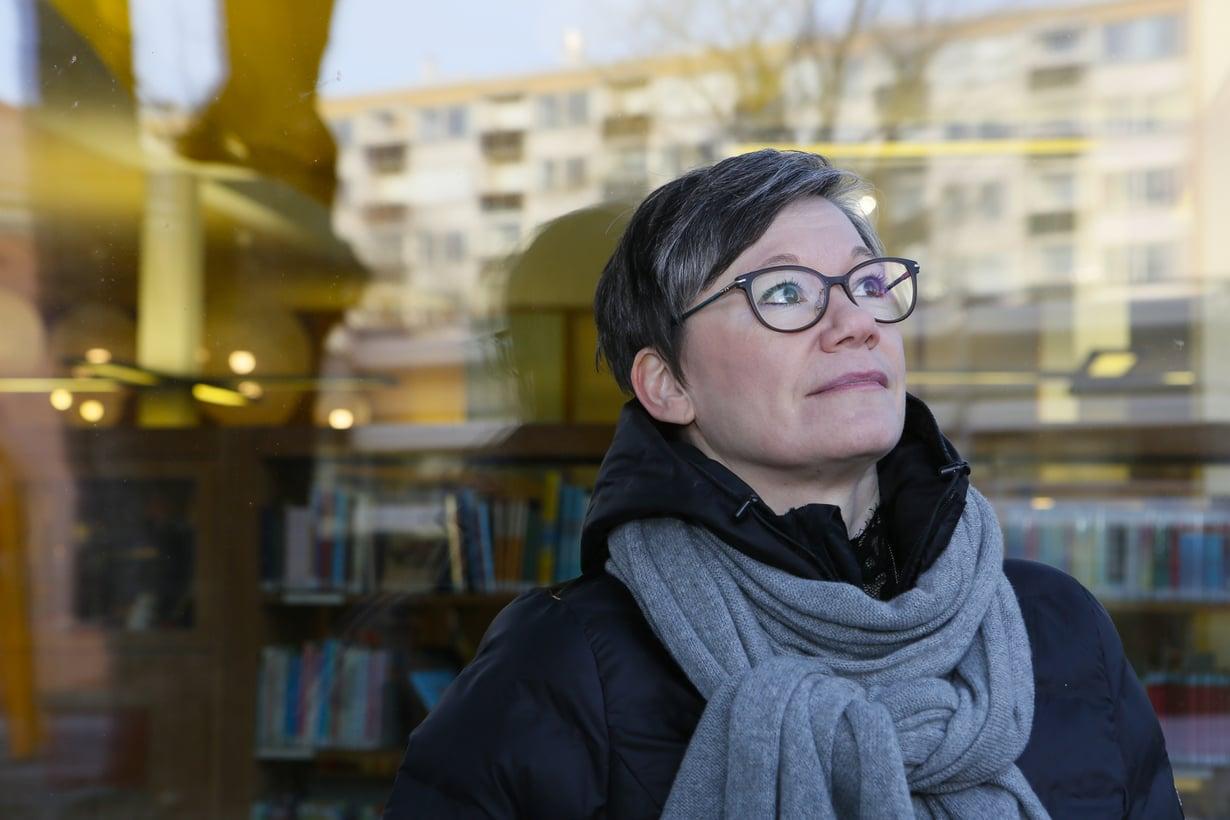 – Jokaisen lapsen pitäisi tuntea kelpaavansa oma itsenään, sanoo kasvatuspsykologian apulaisprofessori Niina Junttila. Kuva: Pasi Leino