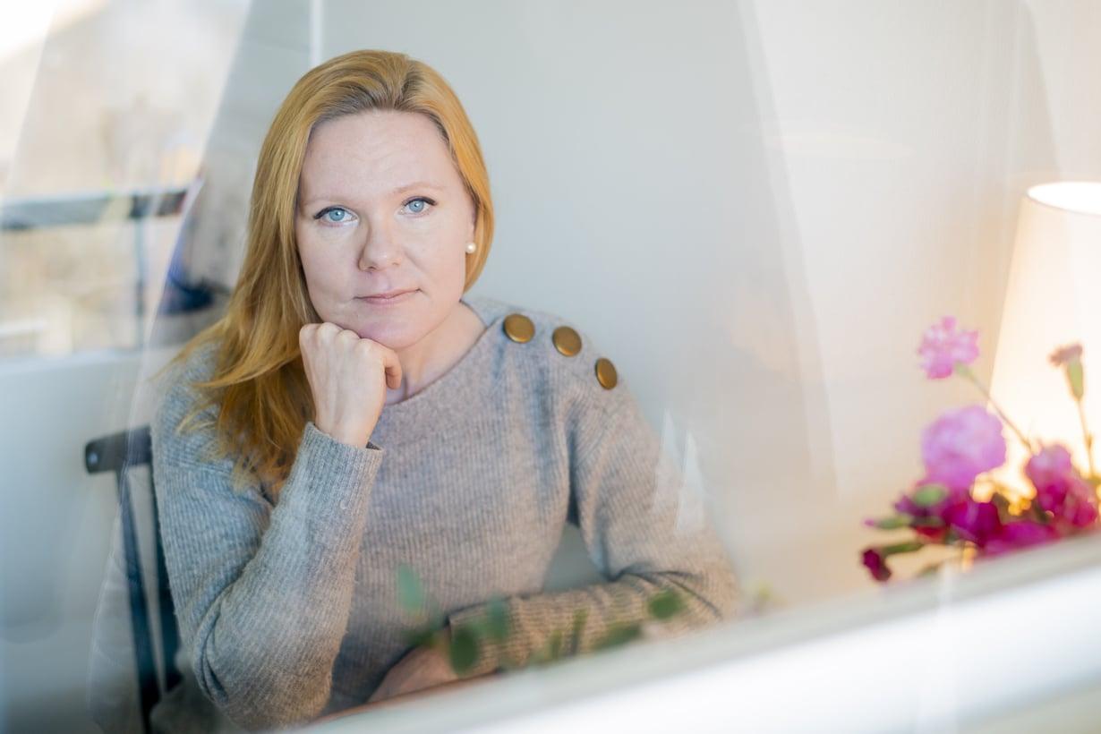 Lapsiasiavaltuutettu Elina Pekkarinen aloittaa työssään toukokuun alussa. Kuva: Vesa-Matti Väärä