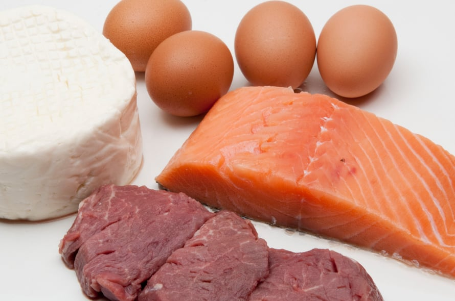 Proteiini Laihdutus
