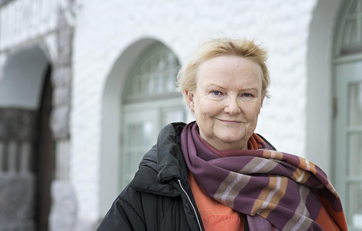 Vammainen ei ole haukkumasana, Heini Saraste muistuttaa. Kuva: Ninna Lindström
